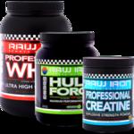 RAW IRON® Bodybuilding Pakket
