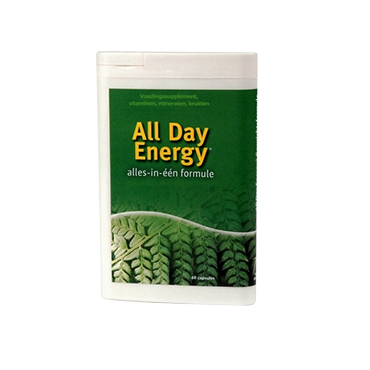 ALL DAY ENERGY® alles-in-één formule