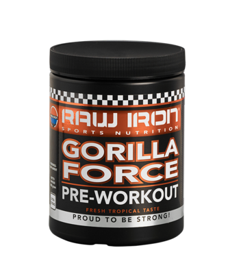 RAW IRON® Gorilla Force