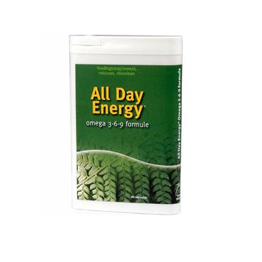 ALL DAY ENERGY® omega 3-6-9 formule