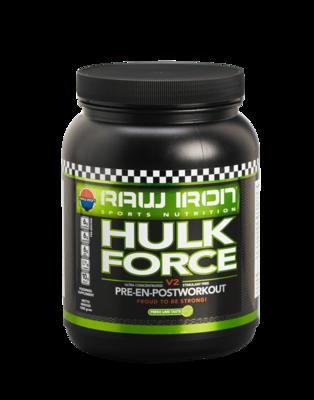 Pre en Post Workout Hulk Force