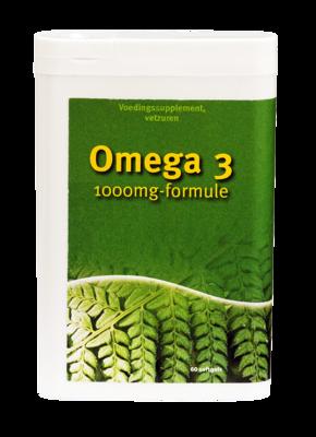 Omega 3 - 1000mg visolie