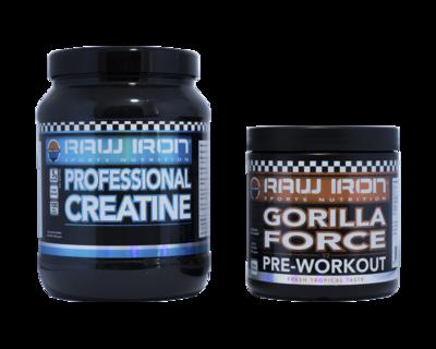 Pre Workout & Creatine