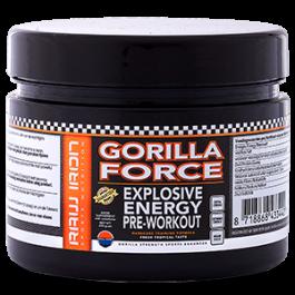 RAW IRON® Gorilla Force Pre-Workout
