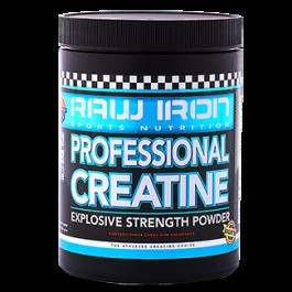 RAW IRON® Professional Creatine