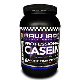 RAW IRON® Professional Caseïne