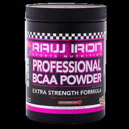 RAW IRON® Professional BCAA