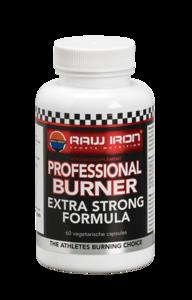RAW IRON® Professional Burner