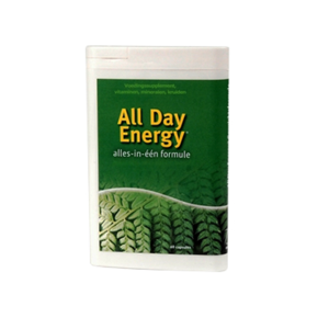ALL DAY ENERGY® alles-in-een formule