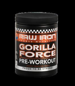 RAW IRON® Gorilla Force