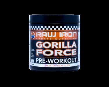 Gorilla Force V2 Pre Workout