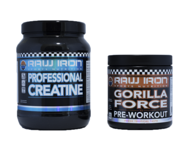 Gorilla Force V2 & Creatine