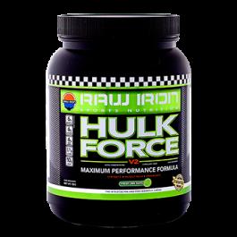 RAW IRON® Hulk Force Pre-en-Postworkout-Mix