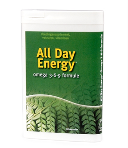 ALL DAY ENERGY® omega 369