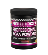 RAW IRON® Professional BCAA