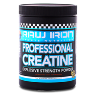RAW IRON® Professional Creatine